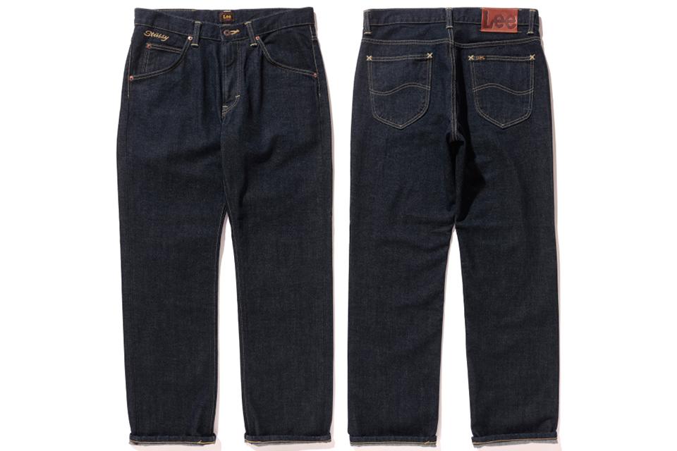 stussy lee outono inverno 2016 02 - Stussy une forças com marca de jeans americana Lee