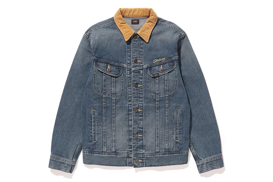 stussy lee outono inverno 2016 03 - Stussy une forças com marca de jeans americana Lee