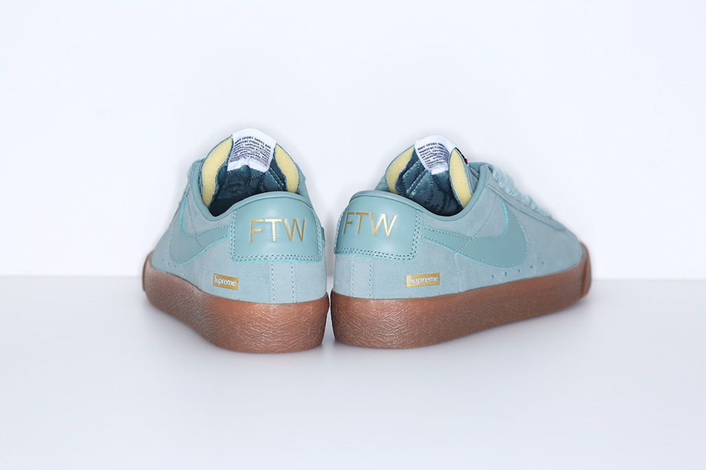 supreme nike sb blazer low gt 07 - Supreme x Nike SB Blazer Low GT