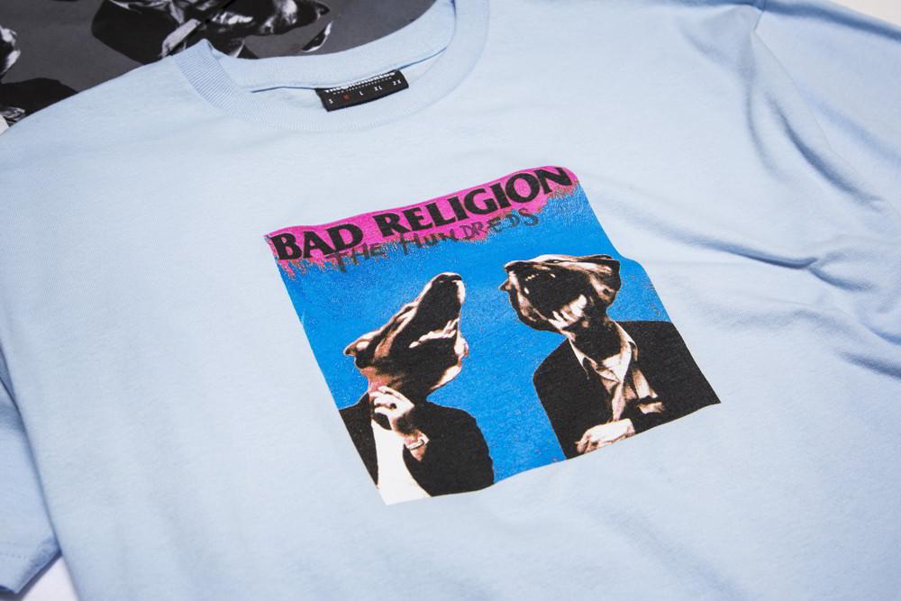 the hundreds epitaph bad religion 03 - The Hundreds homenageia bandas em parceria com Epitaph Records