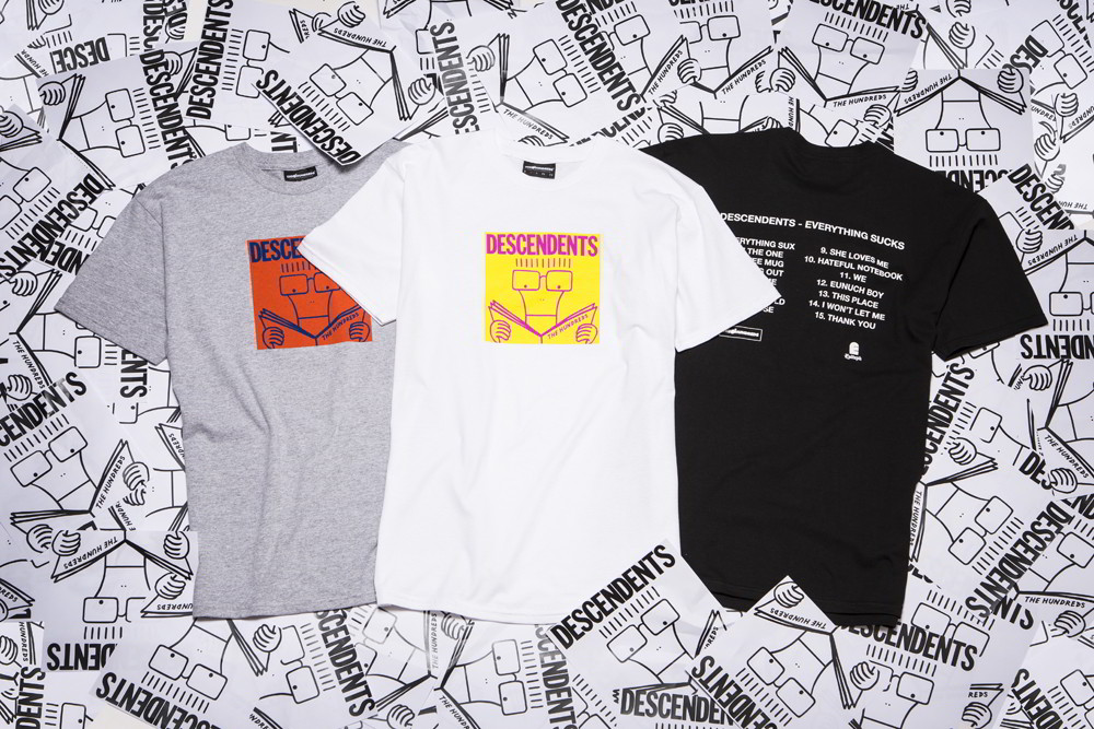 the hundreds epitaph descendants 01 - CLSC x XLARGE (Outono/Inverno 2016)