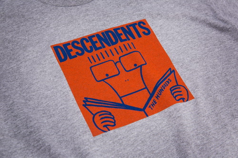 the hundreds epitaph descendants 03 - The Hundreds homenageia bandas em parceria com Epitaph Records