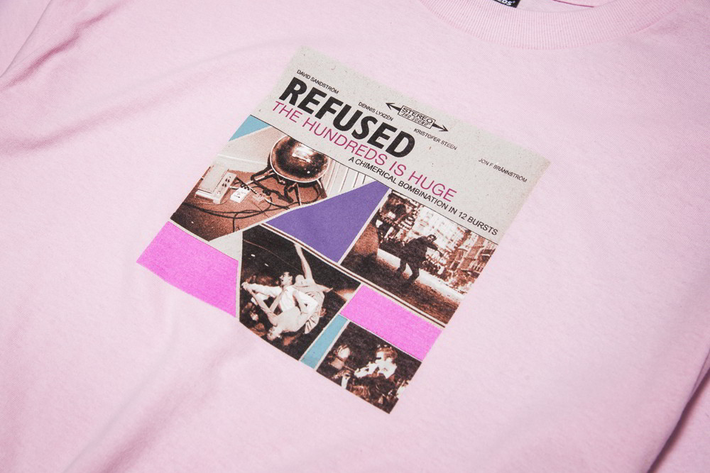 the hundreds epitaph refused 02 - The Hundreds homenageia bandas em parceria com Epitaph Records