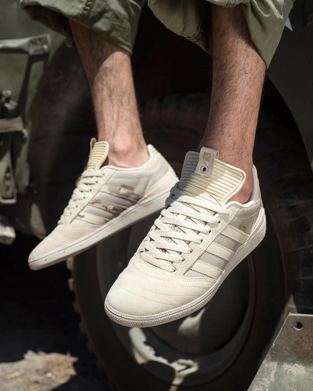 Undefeated e adidas Originals criam versão do Busenitz Pro