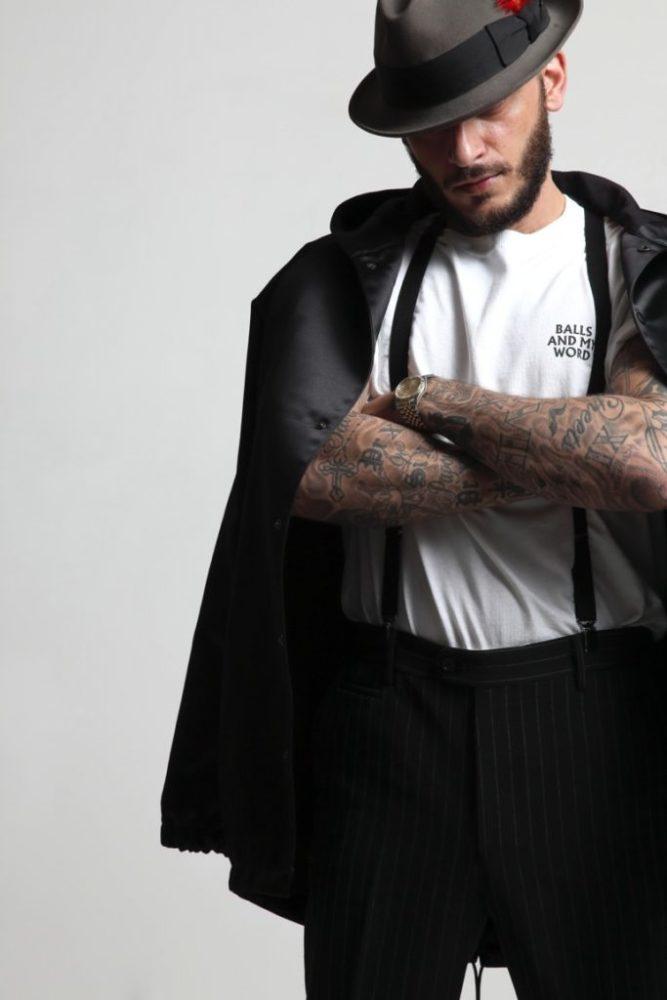 Scarface inspira parceria da MAGIC STICK com artista Stik Stok