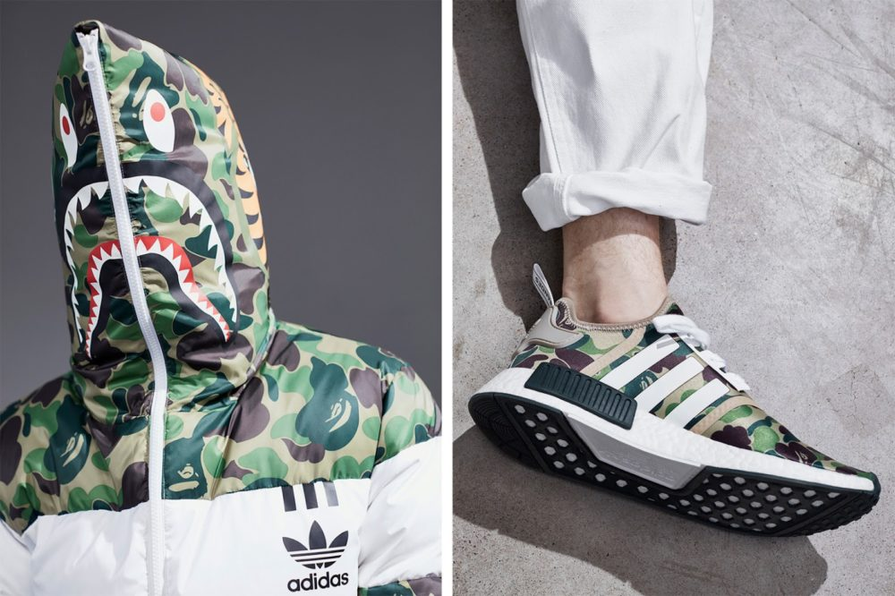 "adidas originals bape 2016 01 - Estrellar ""Neapolitan Basics"""