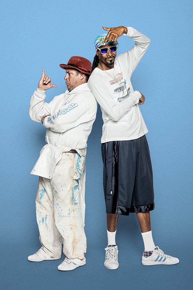Adidas Skateboarding lança cápsula com Mark Gonzales e Snoop Dogg