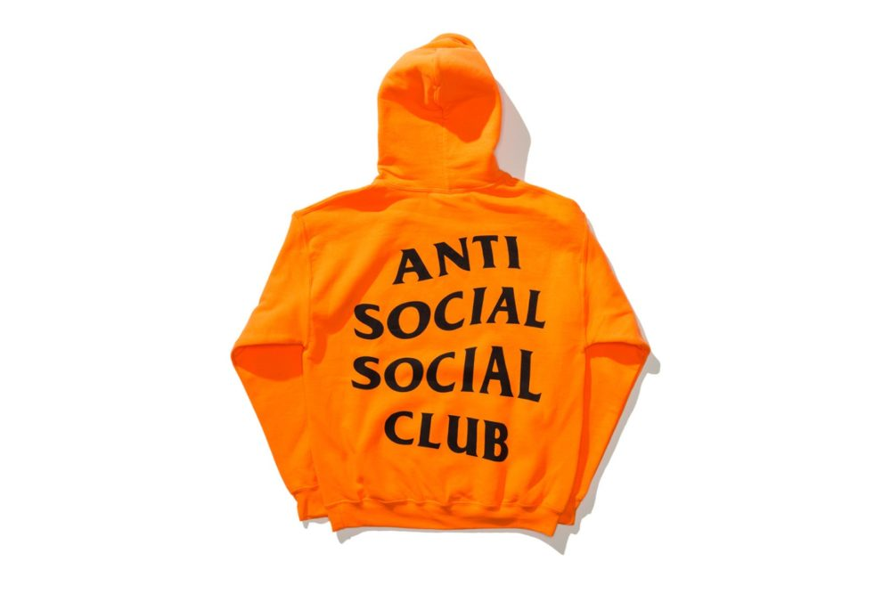 "anti social social club undefeated collection 1 - Anti Social Social Club x Undefeated ""Paranoid"" (Cápsula)"