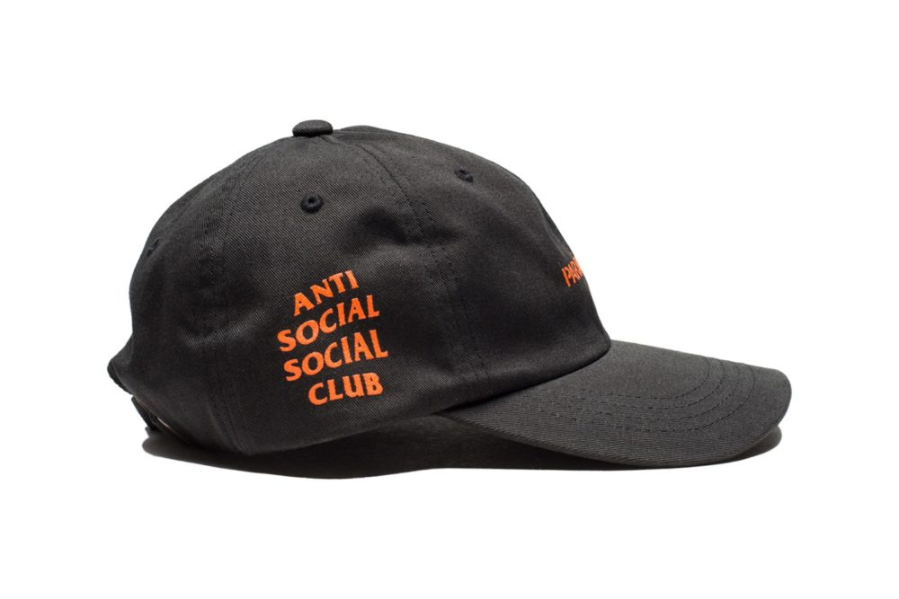 "anti social social club undefeated collection 12 - Anti Social Social Club x Undefeated ""Paranoid"" (Cápsula)"