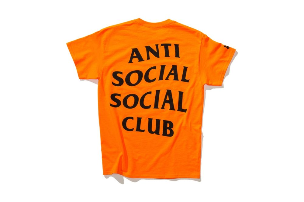 "anti social social club undefeated collection 3 - Anti Social Social Club x Undefeated ""Paranoid"" (Cápsula)"