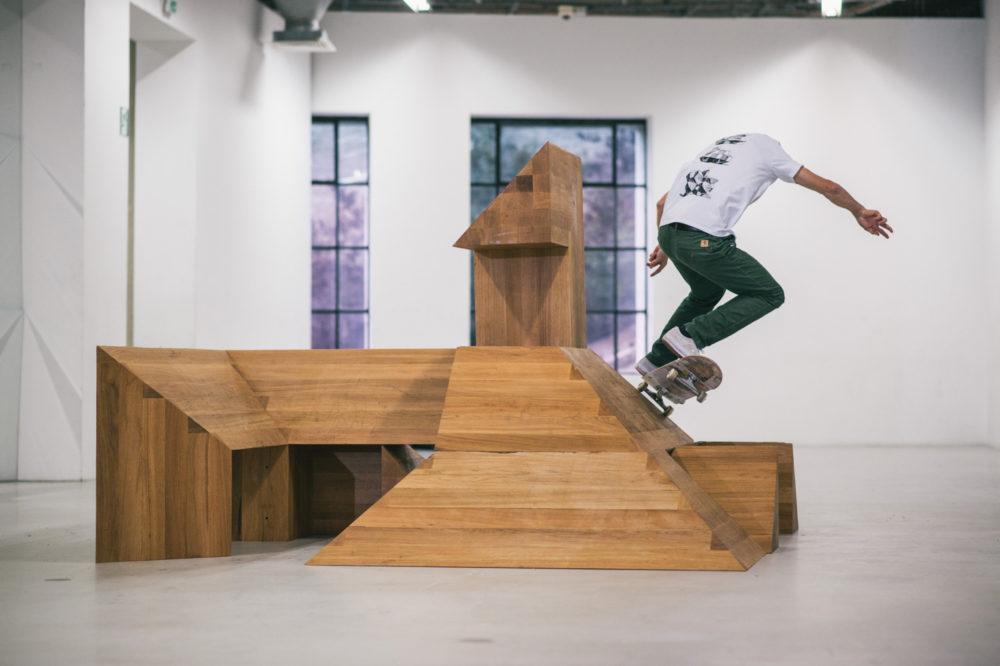 Carhartt WIP x ISLE Skateboards (Coleção cápsula)
