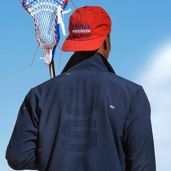 Patriotismo é tema de parceria da Hall of Fame com a Reebok