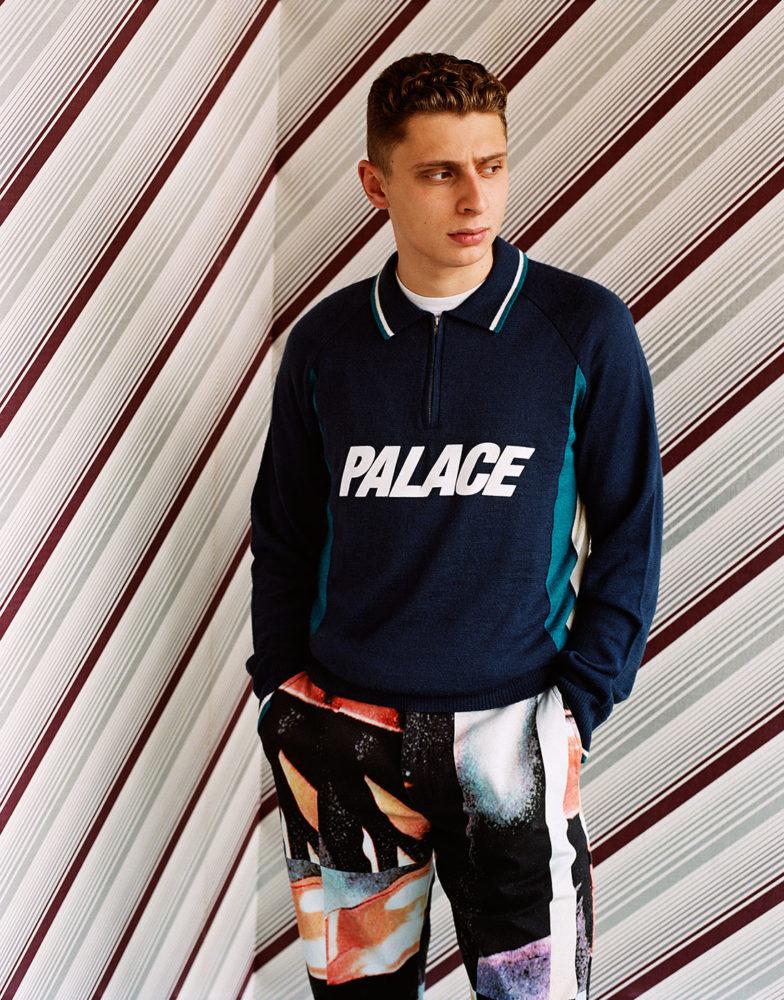 "Palace Skateboards ""Ultimo"" Outono/Inverno 2016"