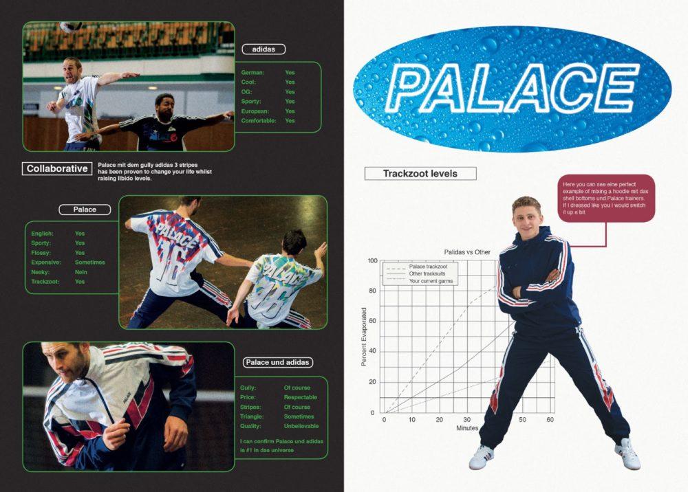 palace skateboards x adidas originals colecao indoor 04 - Supreme faz parceria com banda de trash metal Slayer