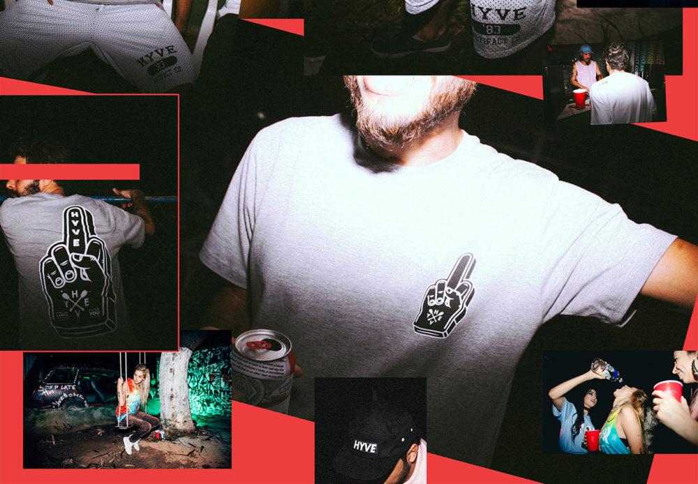 """Hyve lança primeiro drop da coleção """"Dazed & Confused"""""""