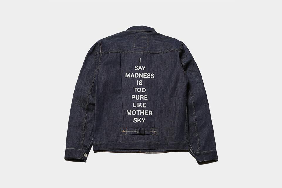 Levi's e UNDERCOVER lançam jaquetas Trucker