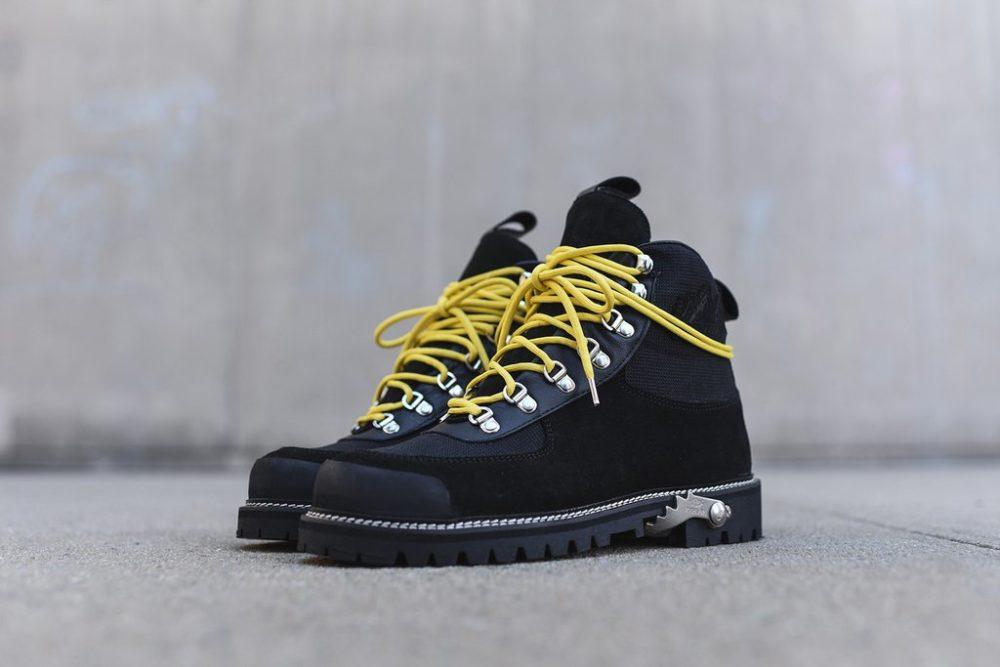 Off-White lança pack de botas de caminhada