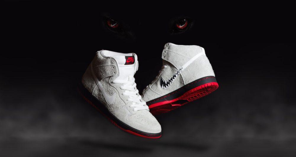 """Black Sheep x Nike SB Dunk High """"Wolf in Sheep's Clothing"""" QS"""