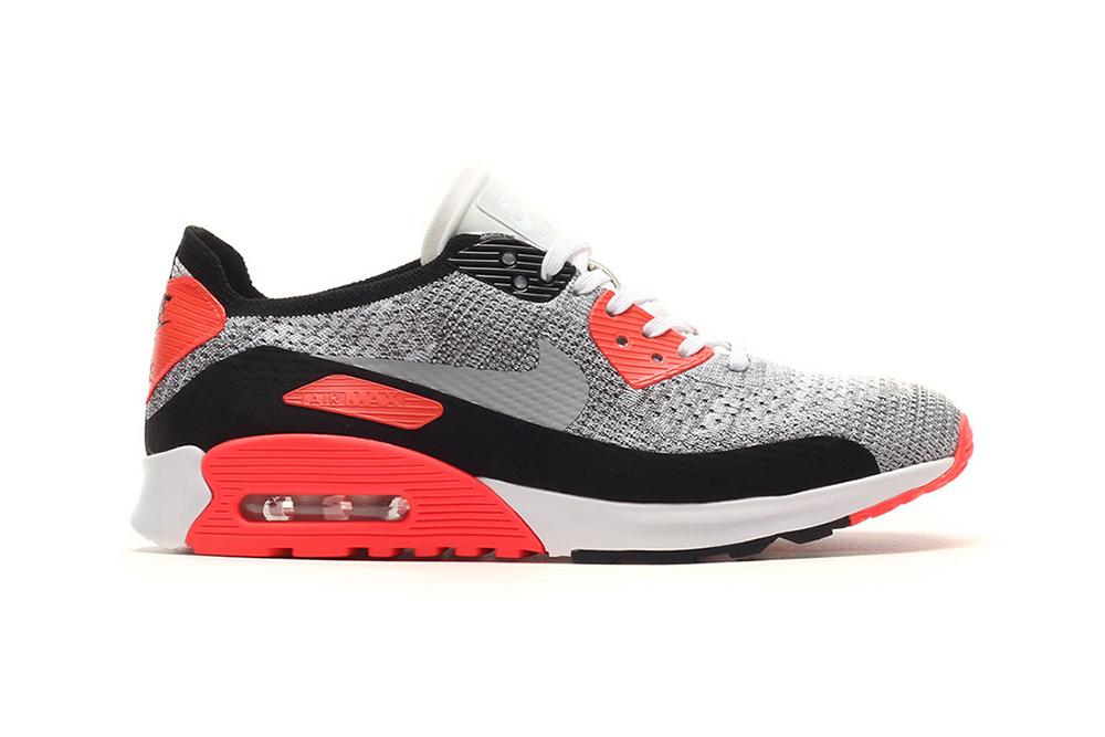 "Nike Air Max 90 ""Infrared"" ganha nova versão"