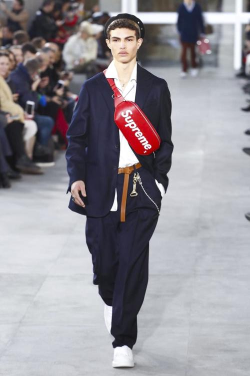 Supreme e Louis Vuitton apresentam parceria inédita