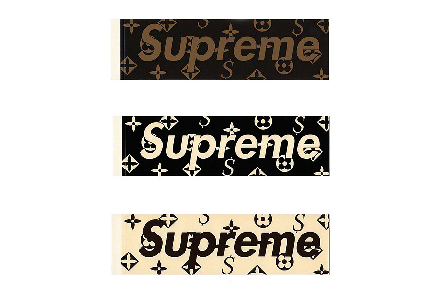 Supreme e Louis Vuitton estariam com colab a caminho
