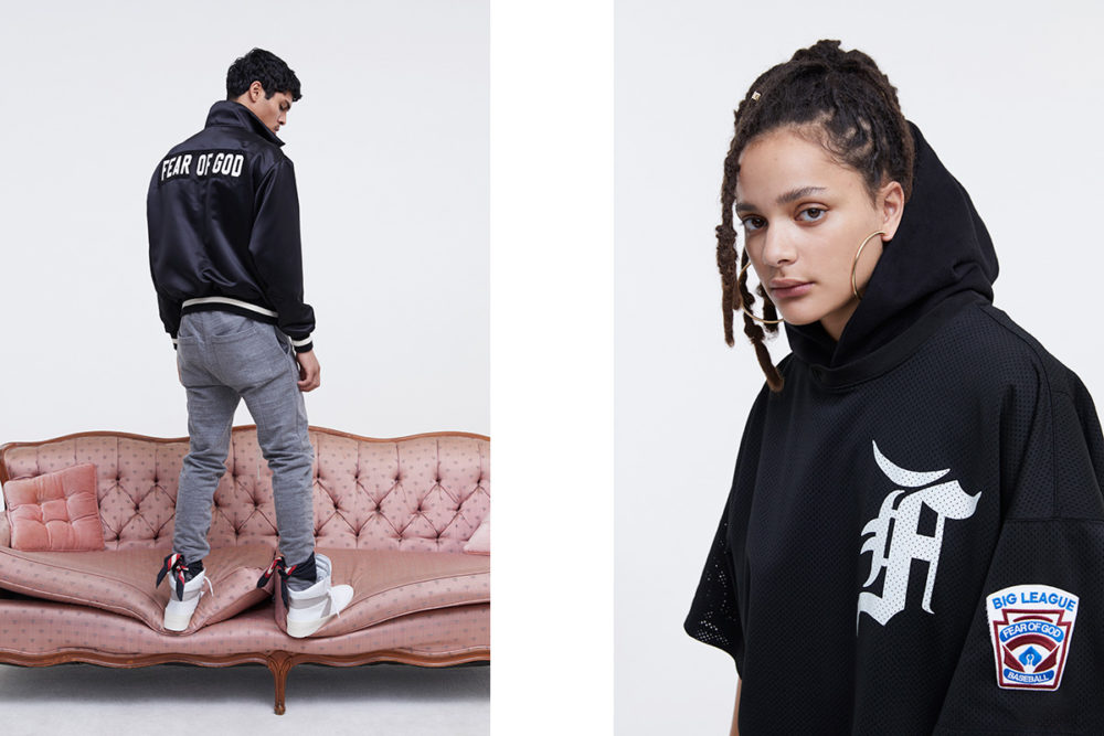 """Fear of God """"Fifth Collection"""""""