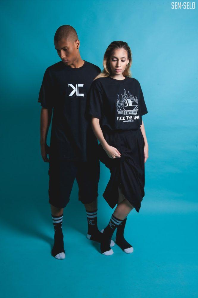 Conheça a marca brasileira Kaos Clothing