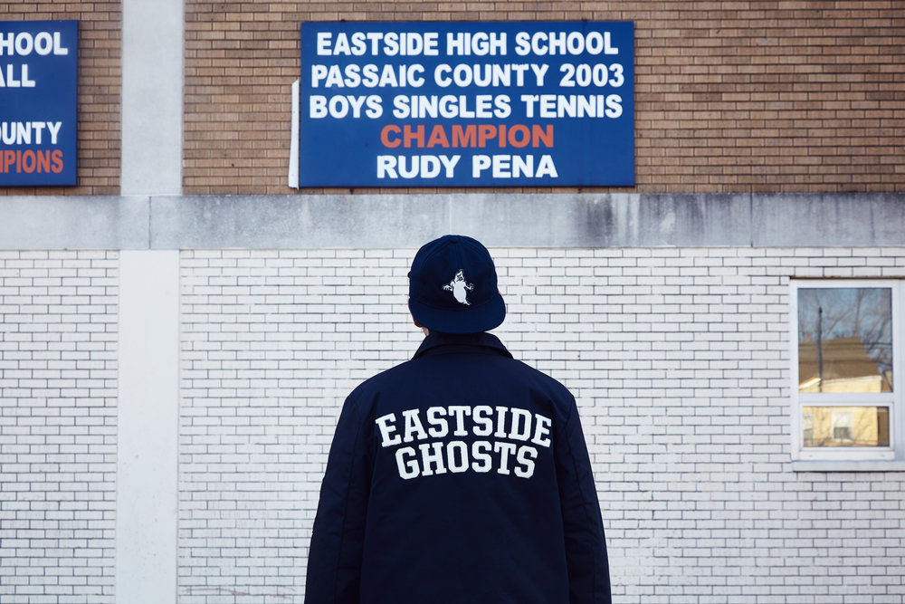 """Paterson League x Ebbets Field Flannels """"Eastside Ghosts"""""""