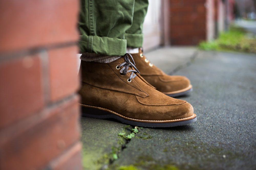 Viberg apresenta bota inspirada na década de 1920