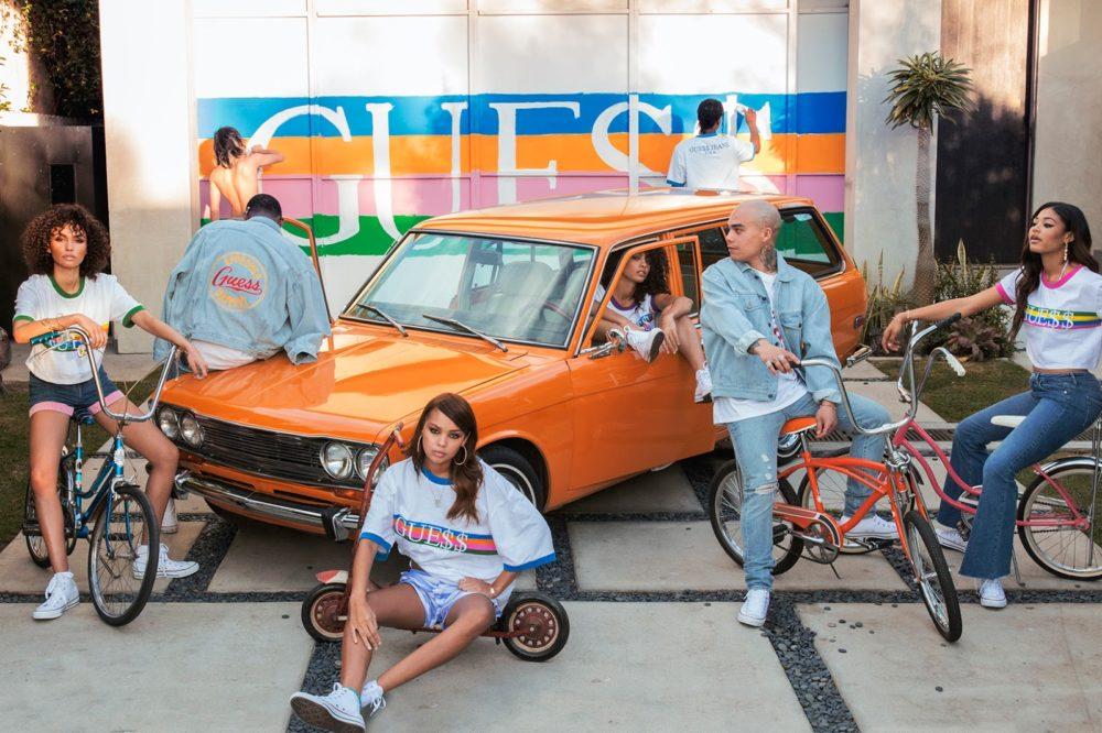GUESS e rapper A$AP Rocky apresentam nova coleção