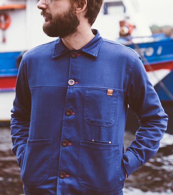 Dion Ochner lança jaquetas e camisas Worker