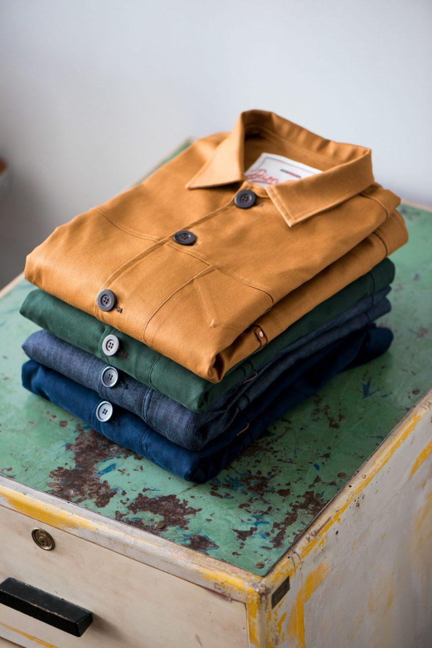 dion ochner worker 03 - Dion Ochner lança jaquetas e camisas Worker