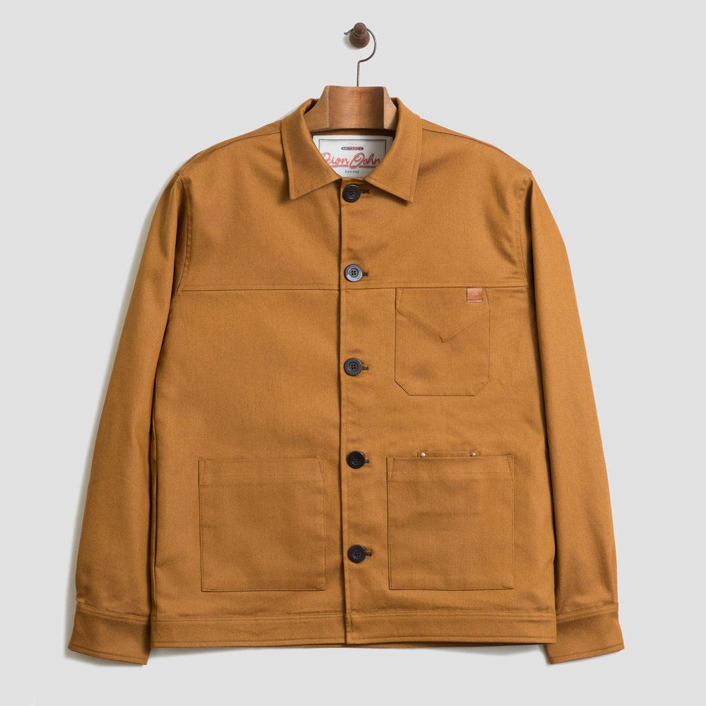 dion ochner worker 04 - Dion Ochner lança jaquetas e camisas Worker