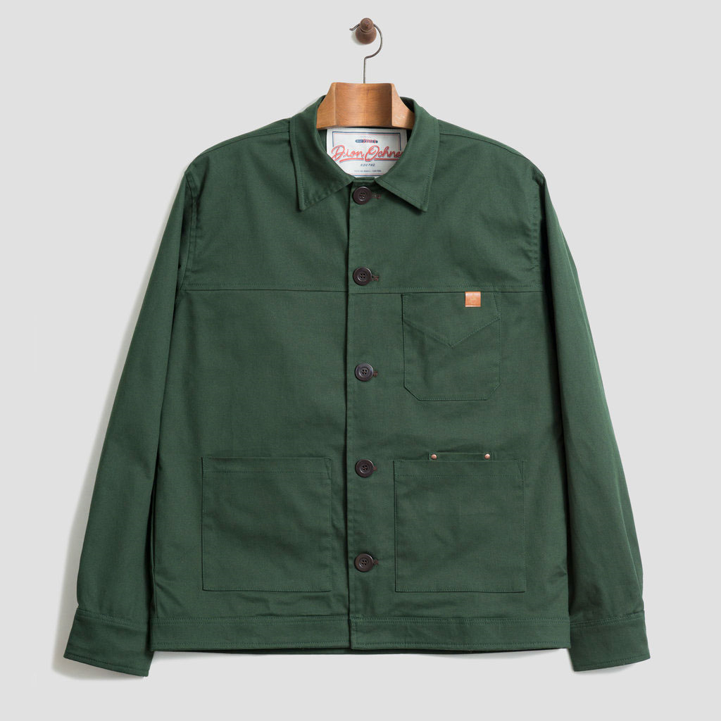 dion ochner worker 06 - Dion Ochner lança jaquetas e camisas Worker