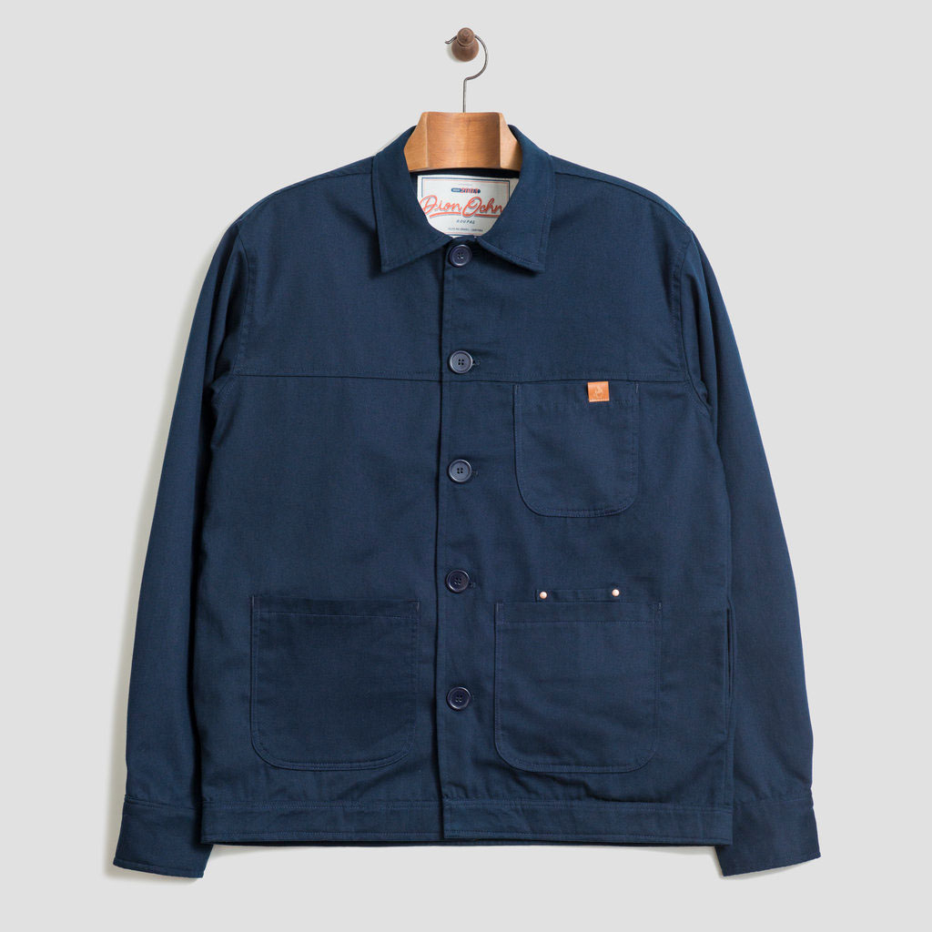 dion ochner worker 08 - Dion Ochner lança jaquetas e camisas Worker