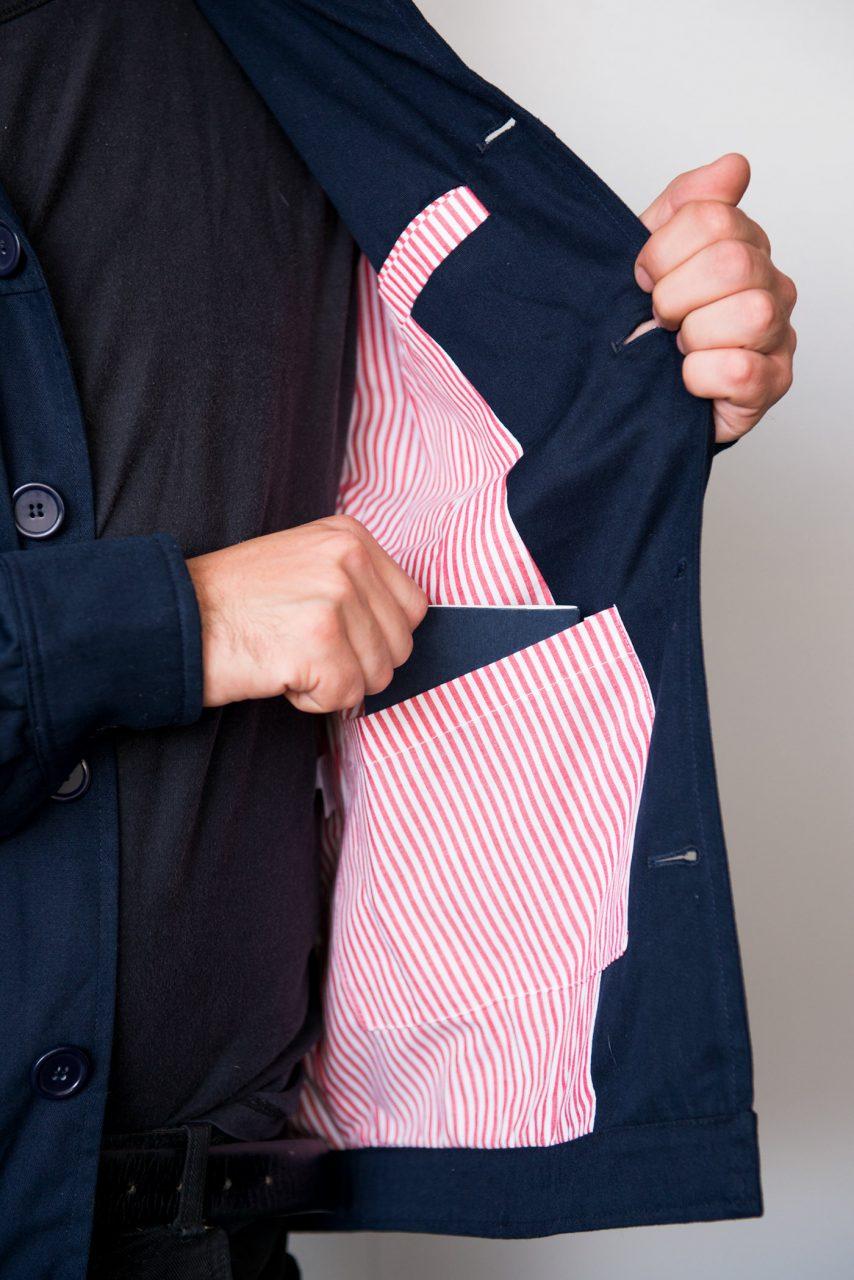 dion ochner worker 09 - Dion Ochner lança jaquetas e camisas Worker