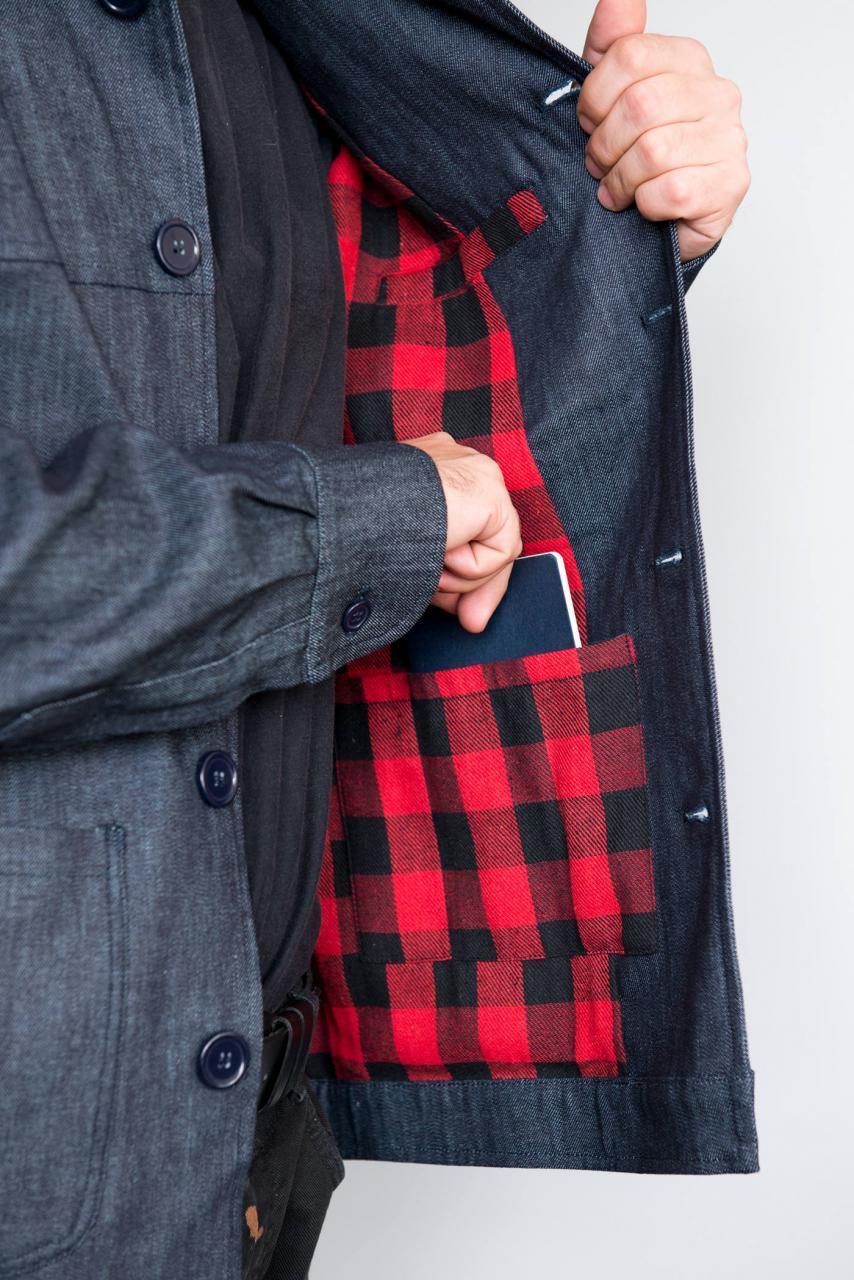 dion ochner worker 11 - Dion Ochner lança jaquetas e camisas Worker