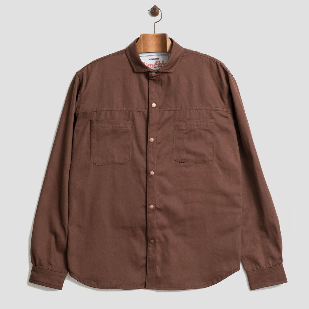 dion ochner worker 16 - Dion Ochner lança jaquetas e camisas Worker