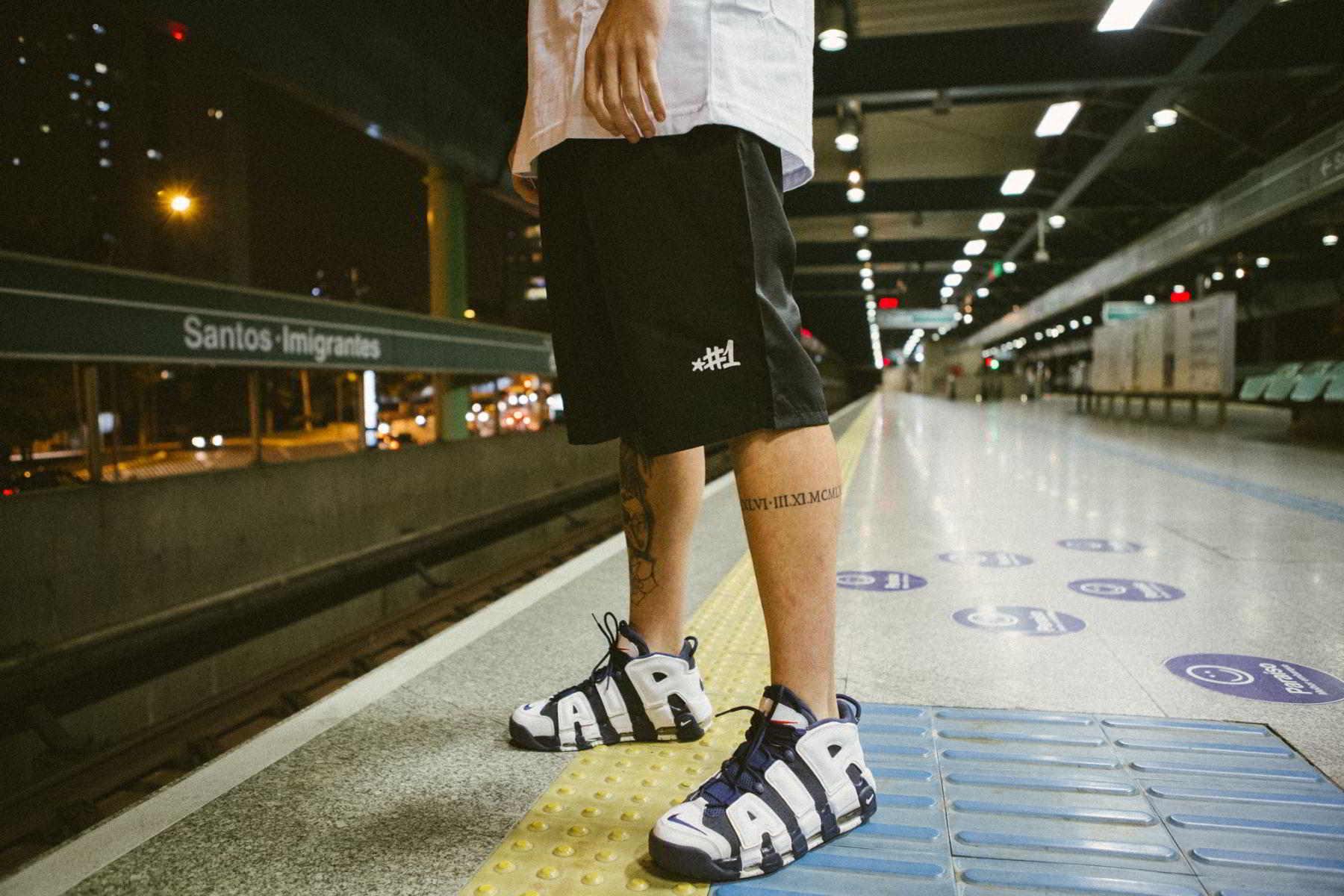first 1 metro sp 02 - First #1 lança coleção inspirada no metrô de São Paulo