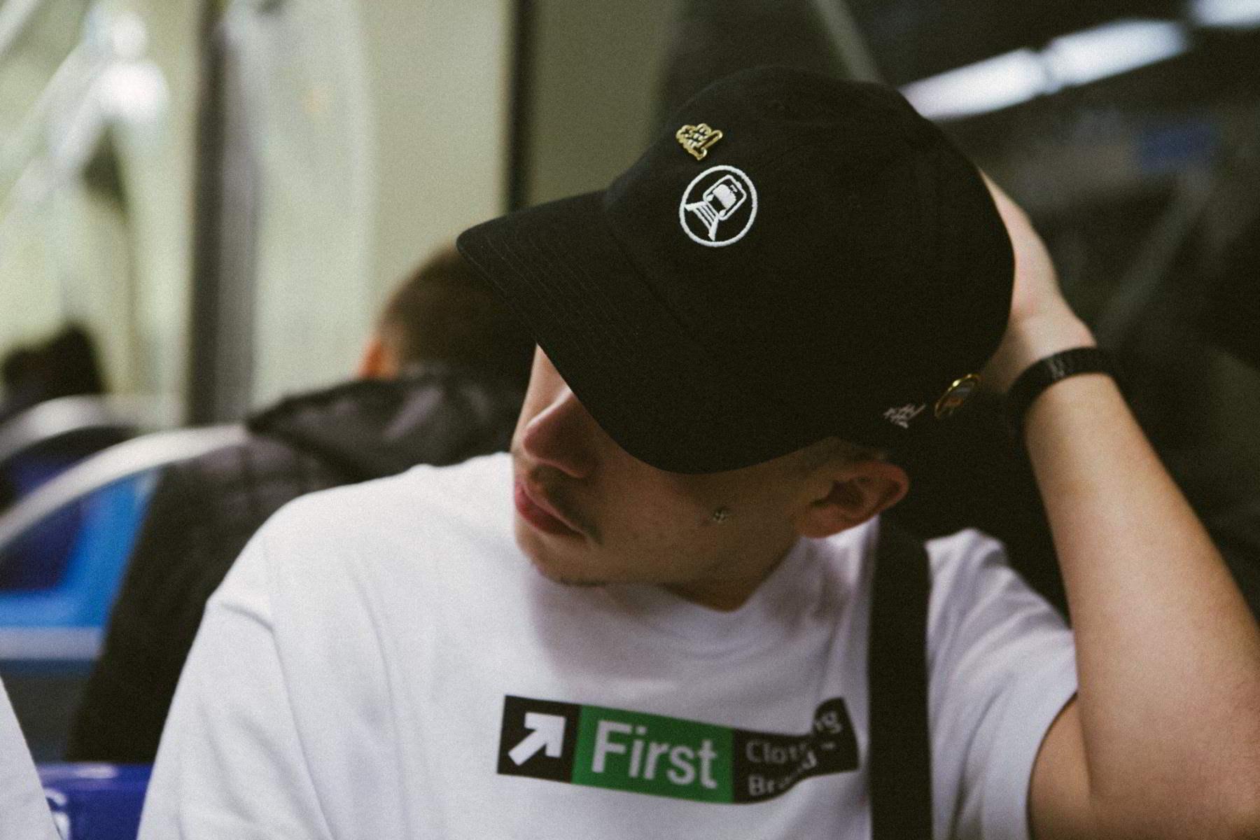 First #1 lança coleção inspirada no metrô de São Paulo