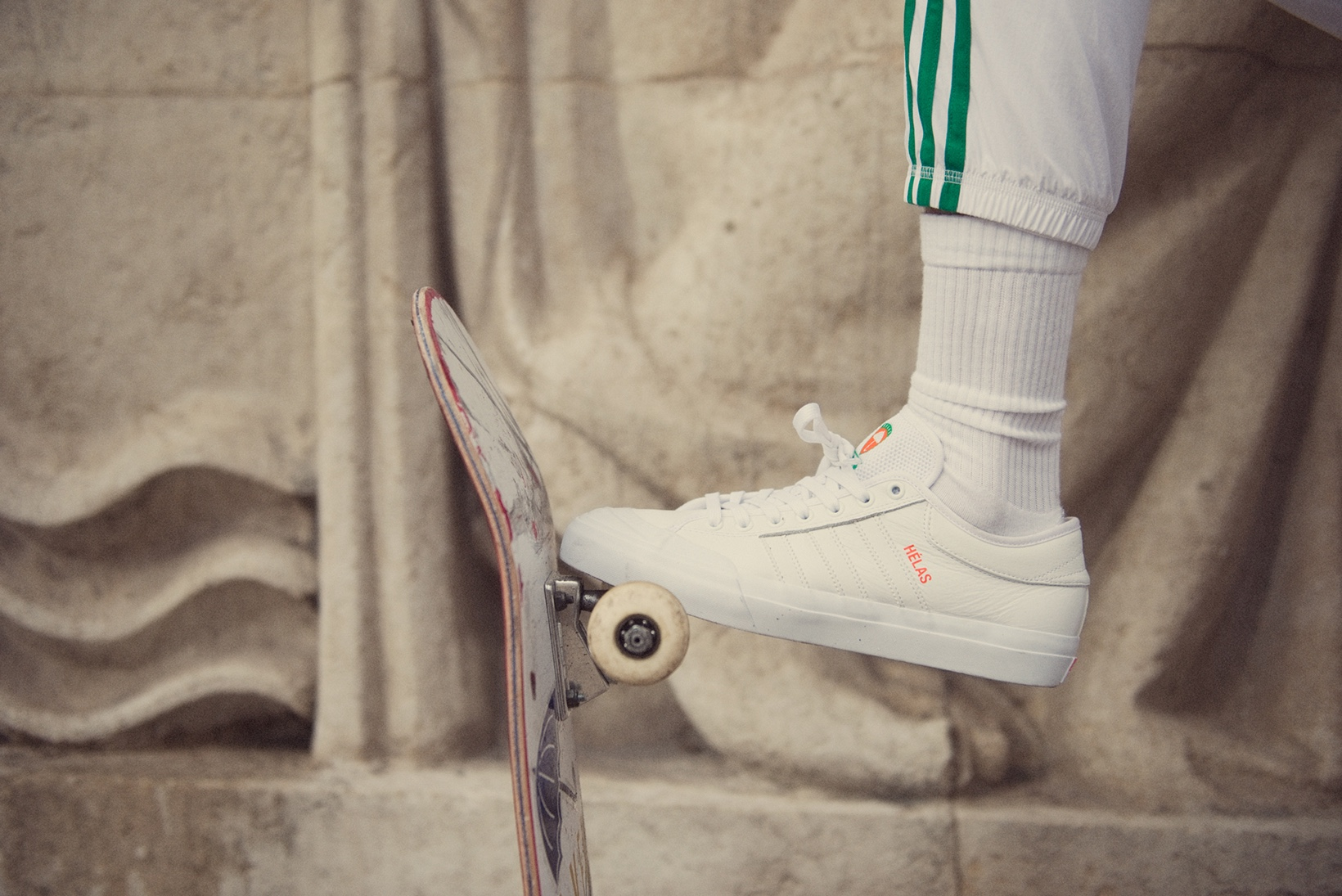 helas adidas skateboarding collab 6 - Hélas lança parceria com adidas Skateboarding