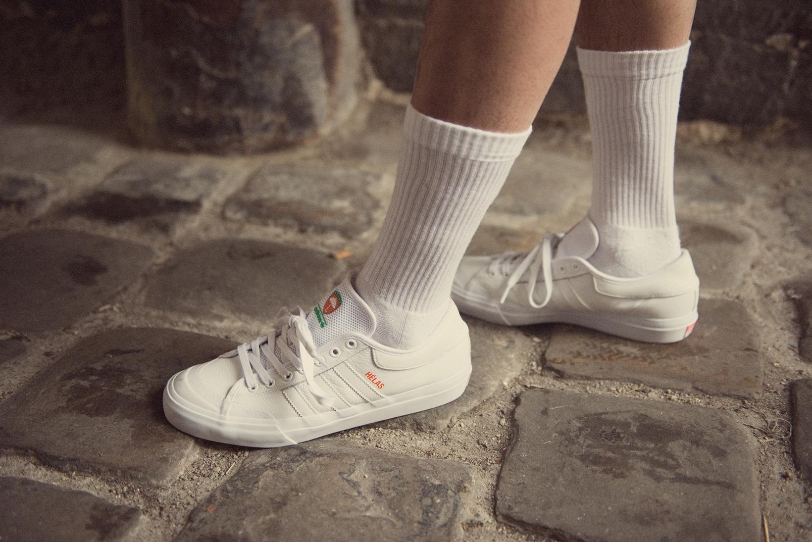 helas adidas skateboarding collab 9 - Hélas lança parceria com adidas Skateboarding