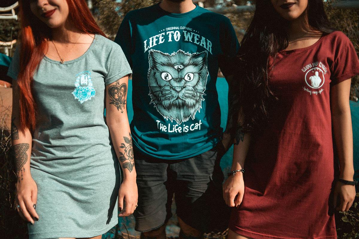 life to wear crazy collection 05 - Conheça a marca brasileira Life To Wear