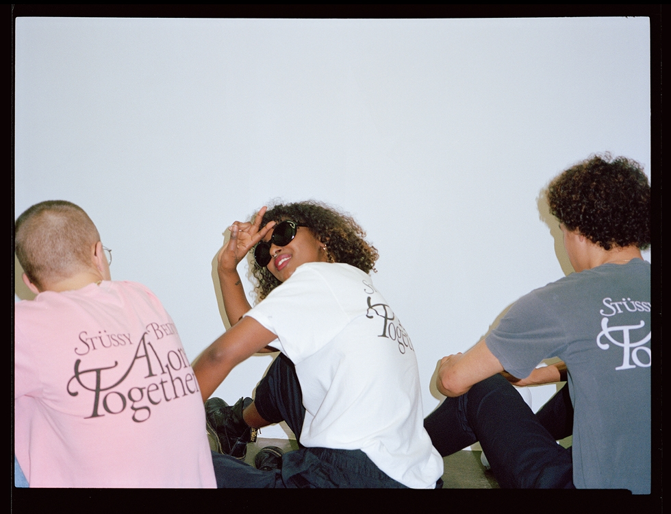 """stussy bedwin the heartbreakers alone together collab 01 - Stussy x Bedwin & The Heartbreakers """"Alone Together"""""""