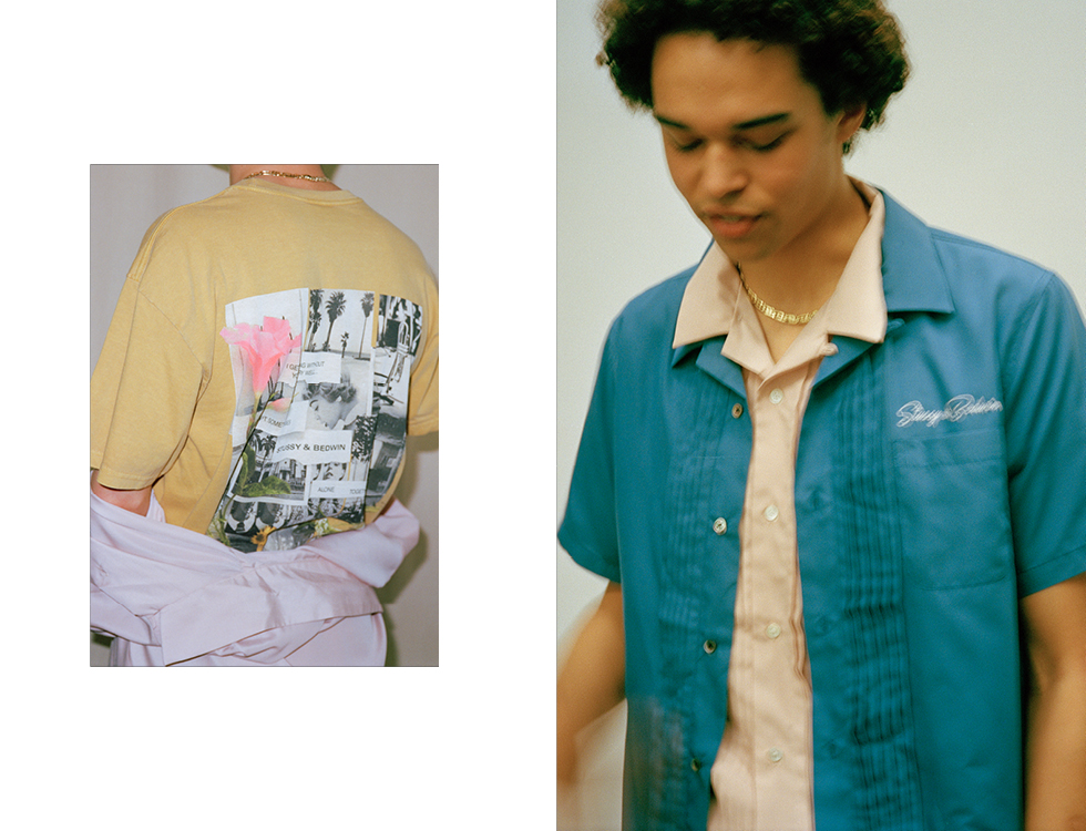 """stussy bedwin the heartbreakers alone together collab 05 - Stussy x Bedwin & The Heartbreakers """"Alone Together"""""""