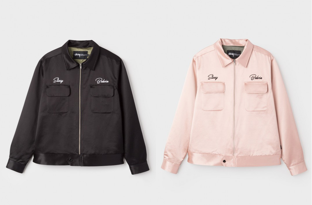 """stussy bedwin the heartbreakers alone together collab 07 - Stussy x Bedwin & The Heartbreakers """"Alone Together"""""""