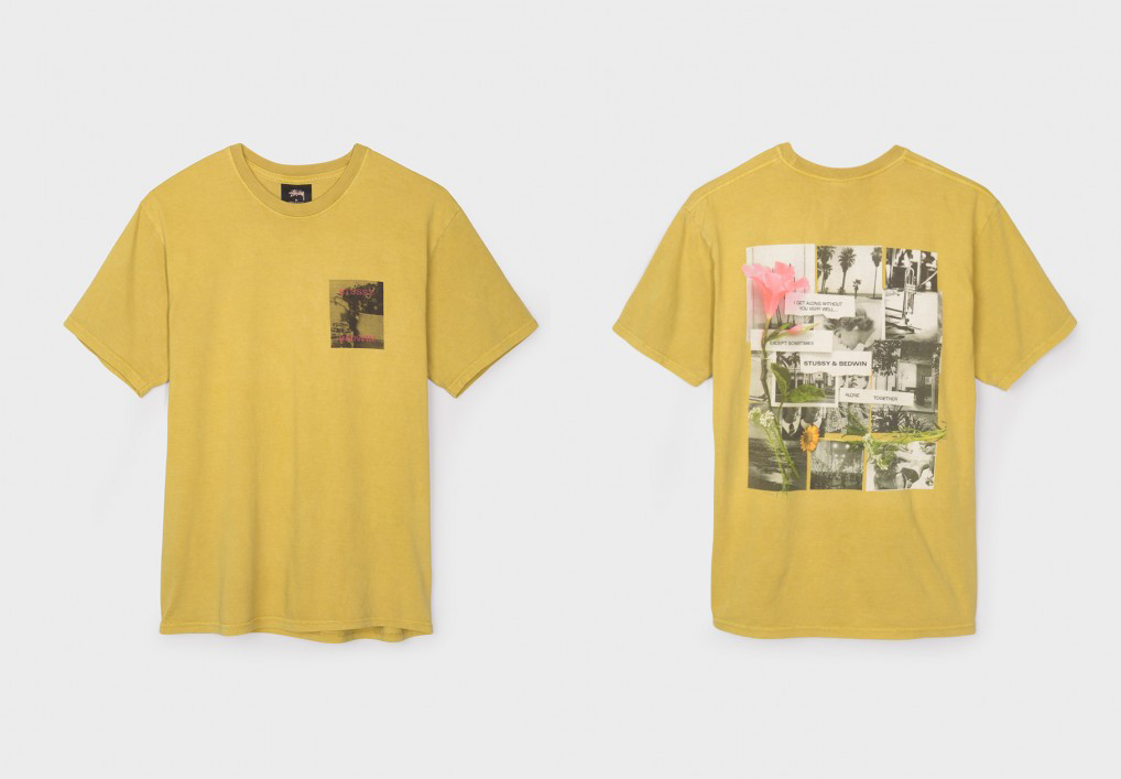"""stussy bedwin the heartbreakers alone together collab 12 - Stussy x Bedwin & The Heartbreakers """"Alone Together"""""""