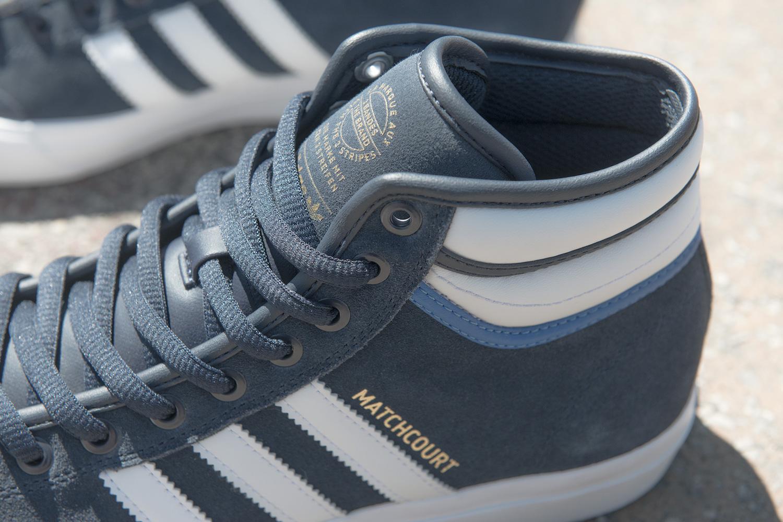 adidas skateboarding matchcourt RX2 06 - adidas Skateboarding revela versão melhorada do Matchcourt High