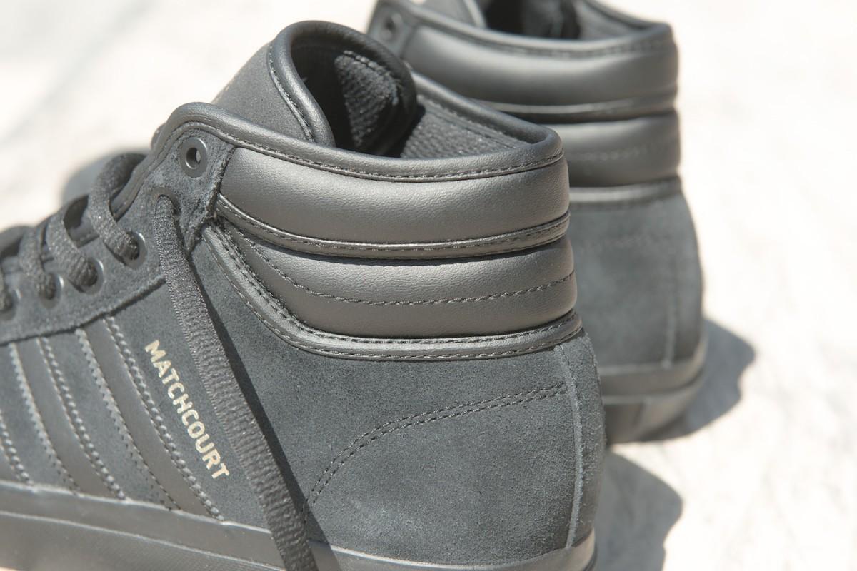 adidas skateboarding matchcourt RX2 09 - adidas Skateboarding revela versão melhorada do Matchcourt High
