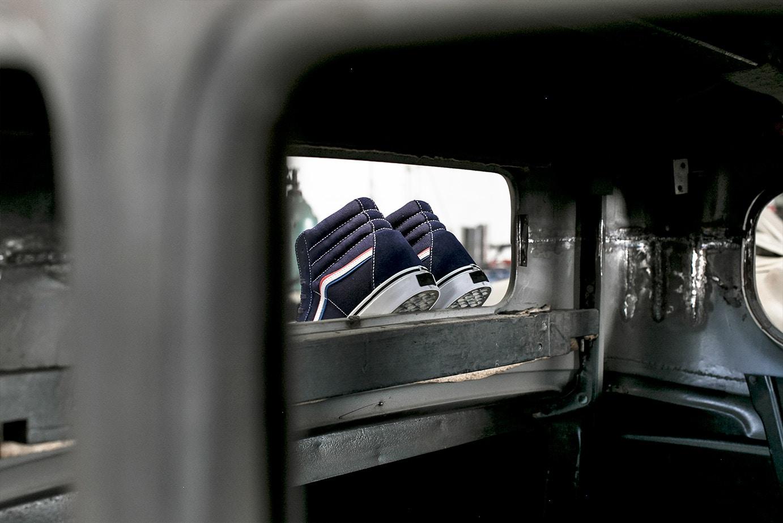 blends vans vault born free sk8 hi lx 3 - Blends e Vans Vault lançam Sk8-Hi para evento de motociclistas